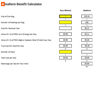 amaferm-benefit-calculator