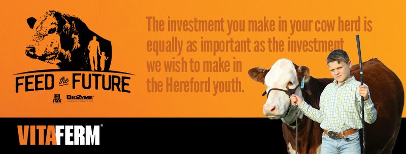 VitaFerm Hereford Feed the Future Program