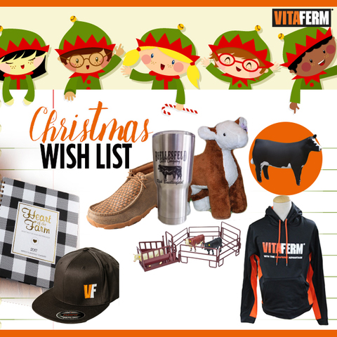 VitaFerm Cattlemen's Christmas List