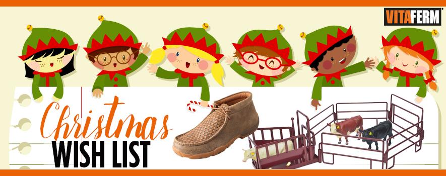 VitaFerm Christmas Wish List